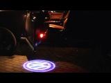 Проекция логотипа авто от | СТУДИЯ auto ЭСТЕТИКИ | BEAUTY.S™ ²º¹³